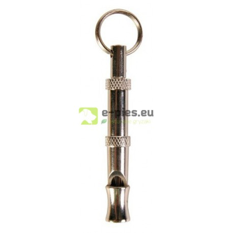 TRIXIE - Gwizdek Metalowy Regulowany - 2258 dla Psa