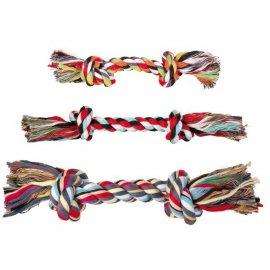 TRIXIE 3271 - Zabawka Sznur Bawełniany 20cm dla Psa lub Kota
