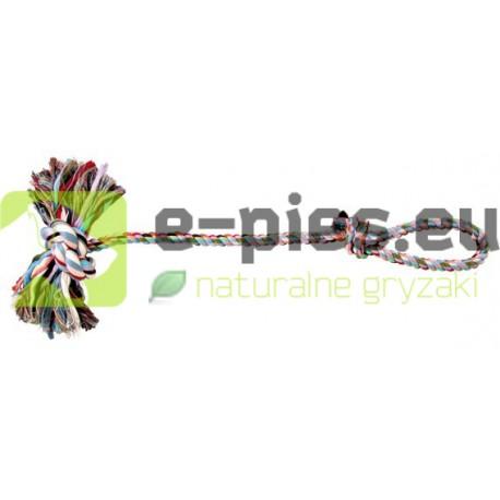 TRIXIE - Zabawka Sznur Bawełniany 70cm dla Psa lub Kota