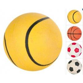 Piłka, Zabawka miękka pianka średnica 7cm - TX-3442