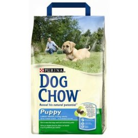 PURINA DOG CHOW Puppy Breed/Indyk 3kg