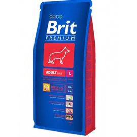 BRIT PREMIUM ADULT LARGE 15kg