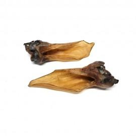 Ucho Sarny 1szt. dł. ok . 13-16cm Naturalny Gryzak