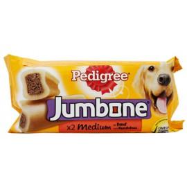 Pedigree JUMBONE z Wołowiną 2szt.