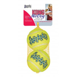 KONG AirDog Piłki Tenisowe L 2szt. 8cm AST1