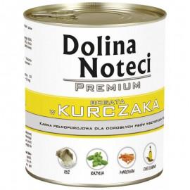 DOLINA NOTECI PREMIUM Z KURCZAKIEM 800 G