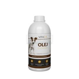 Vitasol Olej Łososiowy 250ml 100% Naturalny