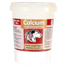 Calcium CZERWONY Stawy Skóra Sierść witaminy 400g