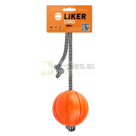 COLLAR DOG toy LIKER CORD 7cm