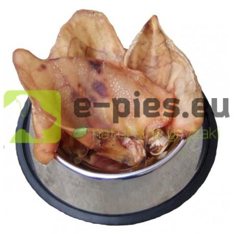 Ucho Wieprzowe duże 1szt.