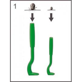Kleszczołapki Tick Twister - 2szt