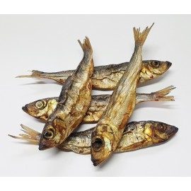 Śledź Bałtycki Suszony 10szt. ok 100g - Suszona Ryba dla Psa